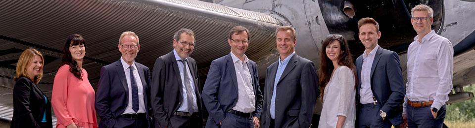 OPEN AIRport: Flughafen-Förderverein – neuer Vorstand unter neuen Vorzeichen