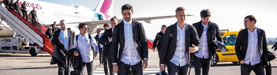 OPEN AIRport: Borussia Mönchengladbach und der Flughafen Mönchengladbach