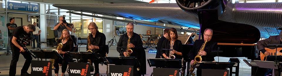 OPEN AIRport: Der Hugo Junkers Hangar ist ein Event-Hotspot