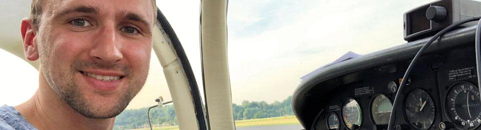 OPEN AIRport: Schatzmeister und Privatpilotenlizenz