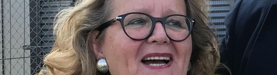 Posthume Ehrenmitgliedschaft Ruth Witteler-Koch