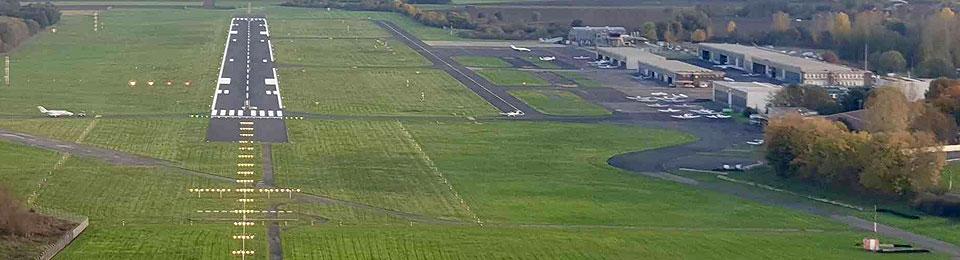 Presse: Flughafen erhält vom Land 176.000 Euro für Befeuerungsanlage