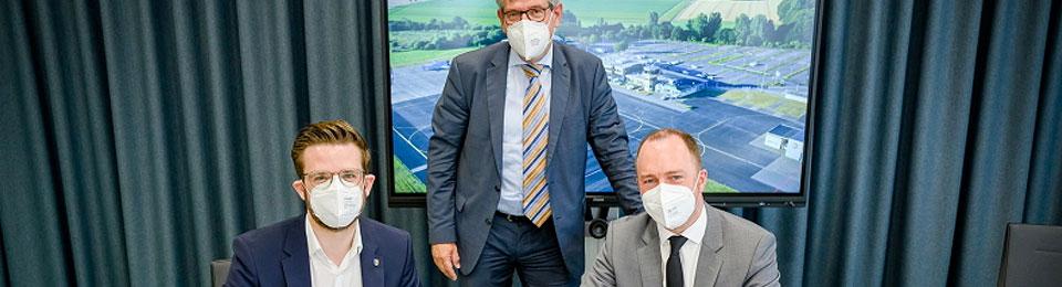 Presse: Andreas Ungar wird Geschäftsführer am Flughafen Mönchengladbach